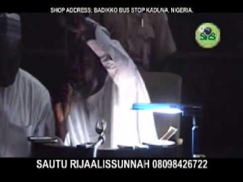 Sheikh Muhamadu Sanusi Khalil  Ga baqar tukunya ta na son ta fidda  Farin Tuyo 1