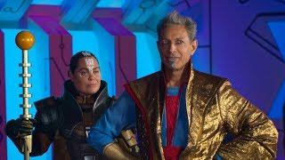 Thor Ragnarok Blu-ray Deleted Scenes & Bonus Promo Clips