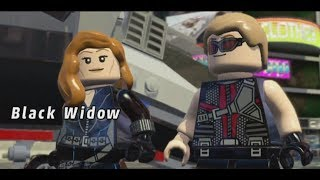 LEGO: Marvel Superheroes Chapter 3: Exploratory