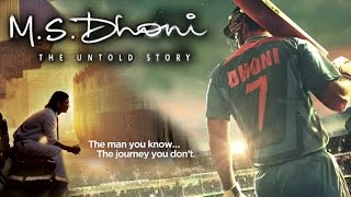 M.S Dhoni The Untold Story, Sushant Singh Rajput, bollywood film