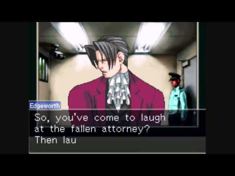 Phoenix Wright: Ace Attorney - Ep. 4, Part 1: Murder on Christmas