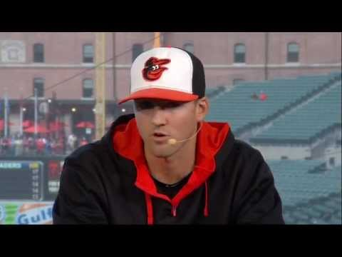 "Kevin Gausman joins ""O's Xtra"" to discuss his pitches and more"