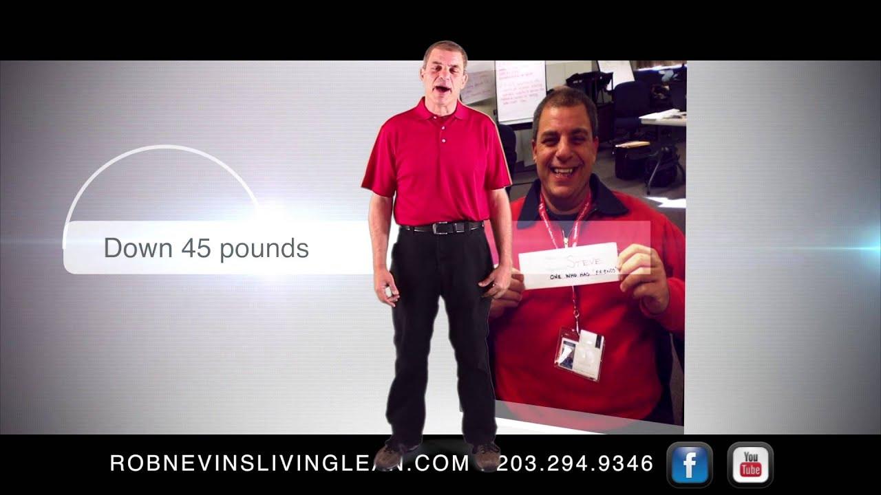 rob nevins weight loss program