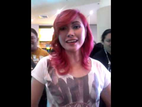 Yeng constantino red hair cute