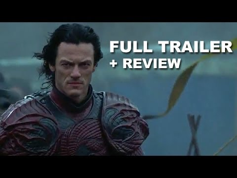 Dracula Untold Official Trailer 2014 + Trailer Review - Luke Evans : Beyond The Trailer