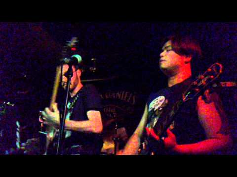 Primal Order ft G.G. Escobarf - Hot Mama - the cave 24/11/2012