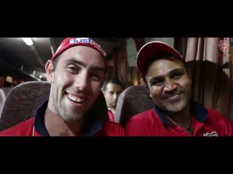 Man of the Match Virender Sehwag | Behind the Scenes with Maxwell - Episode 5 | KXIP