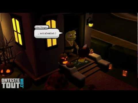 Lunaris2142 teste Costume Quest sur PC