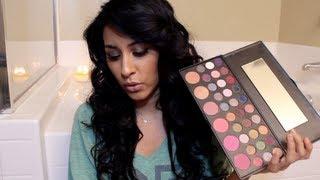 Jenni Rivera eyeshadow palette & more! (Review)