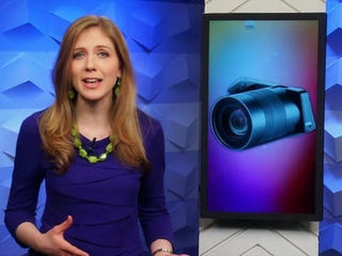 CNET Update - Lytro Illum shifts the focus on photography