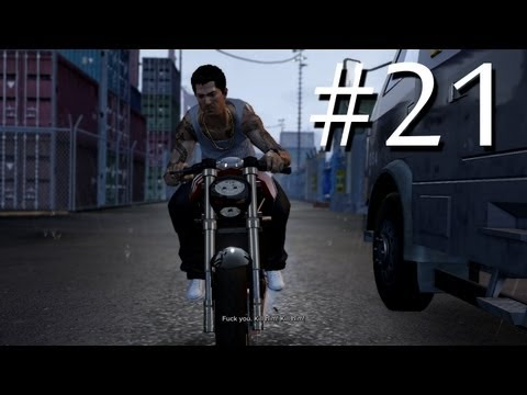 Sleeping Dogs Walkthrough - Part 21 - Loose Ends - (PC/PS3/Xbox360)