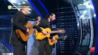 D-Sharp Band - النصف نهائيات - عرب غوت تالنت 3 الحلقة 11