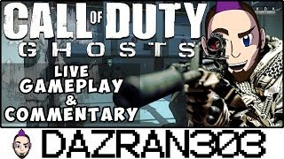 "CALL OF DUTY: GHOSTS WiiU | ""Yeah Boi Live"" 