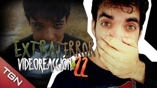 """Extra Terror Video-reacción 22#"" - INSANE BOY"