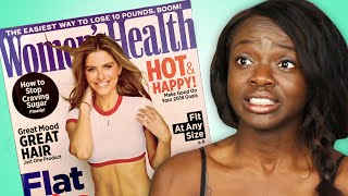 We Followed Health Magazine Advice For A Week