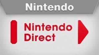 Nintendo Direct 6.21.2012
