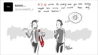 Illustrated tweets, Why not? 9 / تويتات مرسومة، ليه لأ؟ 9