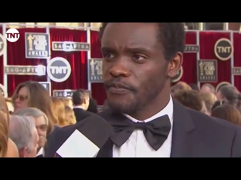 Chris Chalk | Red Carpet | SAG Awards