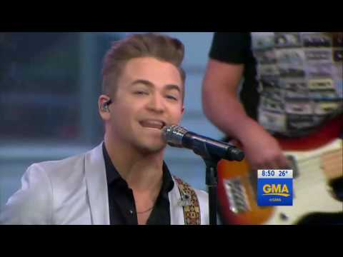 Hunter Hayes - All For You - Live on GMA 2016