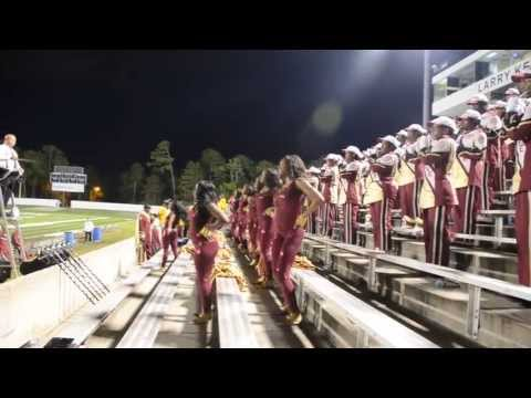 Bethune-Cookman vs Savannah - Suit & Tie - Post Game       {wwt-vga} 10-2013