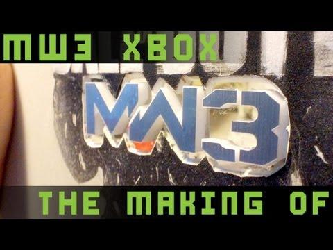 Украсила XBox обложкой MW3