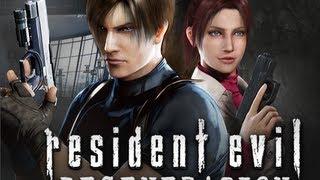 Resident Evil - Degeneracja / Degeneration (2008) Zwiastun Trailer