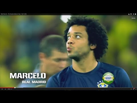 The Brazilian National Team - Marcelo Vieira [HD]
