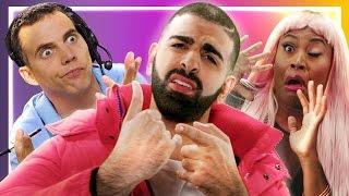 """Drake – """"Hotline Bling"""" PARODY"""
