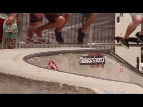 FPS Circuito Paulista de Skate Banks - Etapa Santos 2013