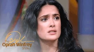 Salma Hayek's Struggle Against Being Stereotyped in Hollywood | The Oprah Winfrey Show | OWN