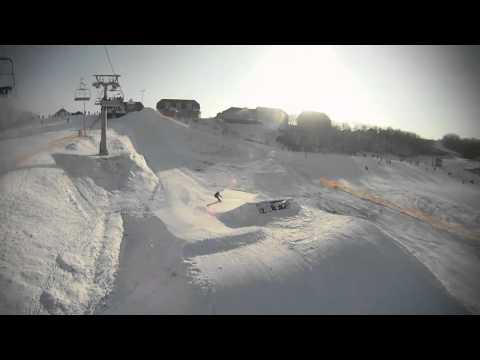 Сноуборд парк - Водяники (Noah) 2011