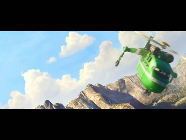 PLANES: FIRE AND RESCUE -  Intl Pub Clips All In VN Sub