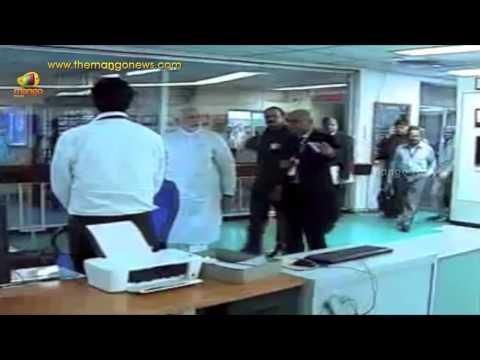 PM Narendra Modi visits Bhabha Atomic Research Centre in Mumbai