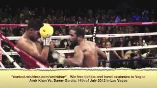 Amir Khan Vs Lamont Peterson, Highlights