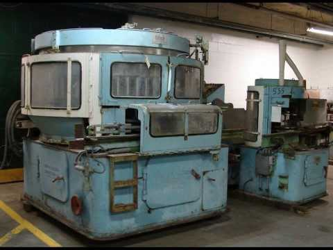 Nalbach high-speed rotary volumetric filler for