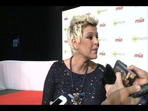 Terelu Campos se molesta con la prensa