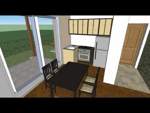 MODEL B-1 by ALIQUANTUM DOO,  kuce, projekt, projekt, house plans, house designs
