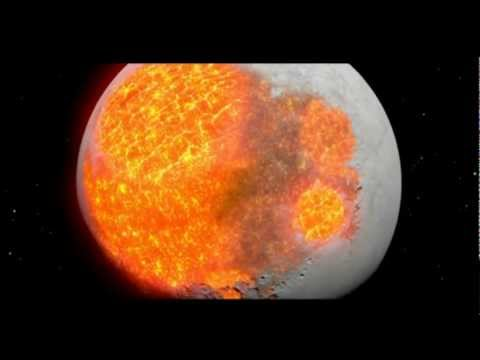 NASA Evolution of the Moon -4uXrWYfeL5A