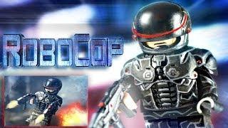 LEGO RoboCop Showcase