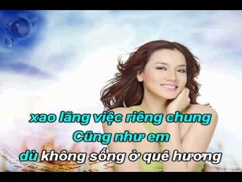 Nhớ Biển Nha Trang - Tân Cổ
