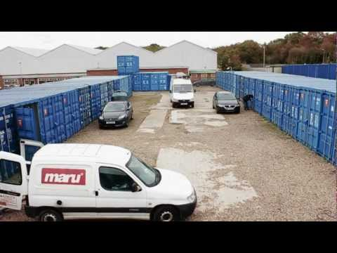 Self Storage in Nuneaton & Winsford - Spaces and Places UK