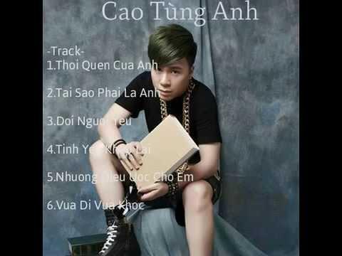 Liên Khúc Remix Như Một Thói Quen 10-2014 Cao Tùng Anh