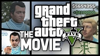 GTA 5 The Movie: Kifflom (2013) [Funny Moments In GTA V