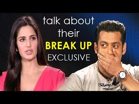 Salman Khan & Katrina Kaif speak about their break-up | Exclusive - Baat Cheat