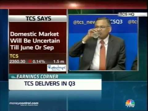 TCS Q3 net beats street; CEO Chandra sees stronger FY15 -  Part 3