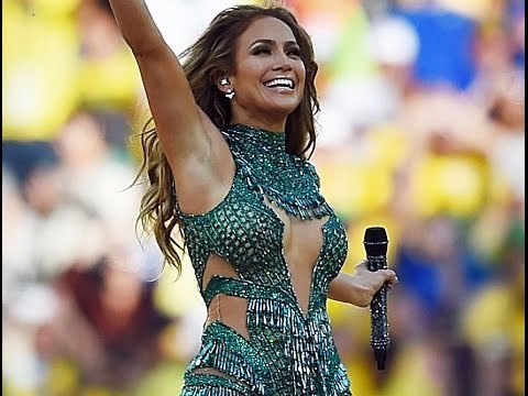 "Jennifer Lopez, Pitbull, Claudia Leitte ""We Are One (Ole Ola)"" Copa Mundial 2014"