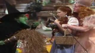 JUDY GARLAND: 'WICKED' & 'THE WIZARD OF OZ' A PARALLEL