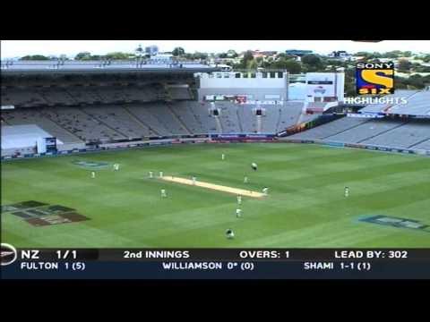 India vs New Zealand | Day 3 | Highlights | 1st Test | 2014