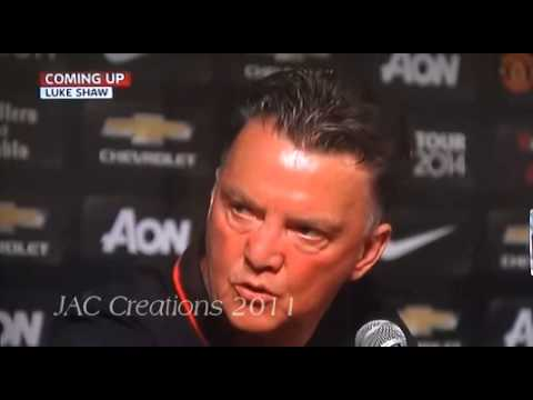Louis van Gaal Unhappy with Man United's Commercial distractions on US Tour