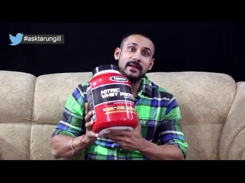 Product Review- Big muscles